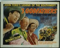 007 3 GODFATHERS ('49) TC LC