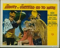 294 ABBOTT & COSTELLO GO TO MARS LC