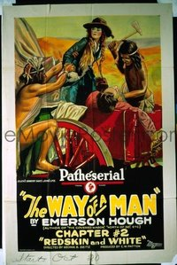 266 WAY OF A MAN Chapter Two 1sheet
