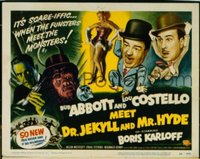 291 ABBOTT & COSTELLO MEET DR. JEKYLL & MR. HYDE TC LC