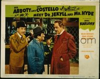 292 ABBOTT & COSTELLO MEET DR. JEKYLL & MR. HYDE LC
