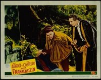332 ABBOTT & COSTELLO MEET FRANKENSTEIN LC
