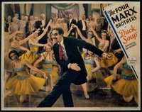 174 DUCK SOUP ('33) #1, Groucho dancing LC