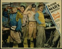 175 DUCK SOUP ('33) #2, four brothers posing LC