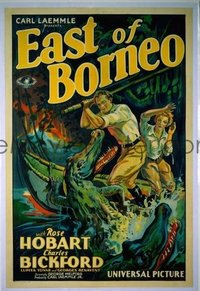 291 EAST OF BORNEO linen 1sheet