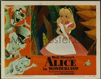 112 ALICE IN WONDERLAND ('51) #1 LC