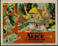 113 ALICE IN WONDERLAND ('51) #2 LC