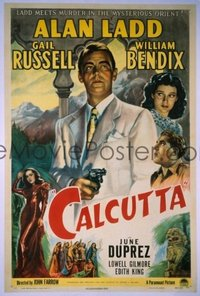 071 CALCUTTA linen 1sheet
