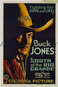 510 SOUTH OF THE RIO GRANDE ('32) linen 1sheet