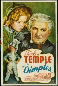251 DIMPLES paperbacked 1sheet