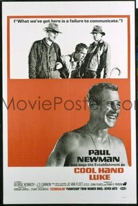 311 COOL HAND LUKE military style 1sheet