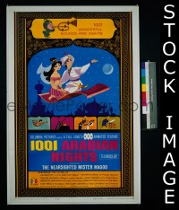 #054 1001 ARABIAN NIGHTS 1sh '59 Mr. Magoo