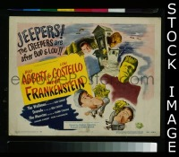 #099 ABBOTT & COSTELLO MEET FRANKENSTEIN TC