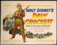282 DAVY CROCKETT, KING OF THE WILD FRONTIER LC