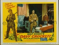 113 DAVY CROCKETT, KING OF THE WILD FRONTIER #4 LC