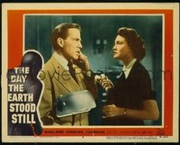 v116g DAY THE EARTH STOOD STILL  LC #8 '51 Patricia Neal