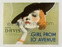 108 GIRL FROM 10TH AVENUE UF 1/2sh