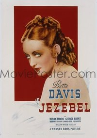 704 JEZEBEL ('38) linen 1sheet