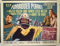 222 FORBIDDEN PLANET UF 1/2sh