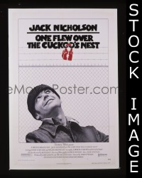 #051 1 FLEW OVER THE CUCKOO'S NEST 1sh '75