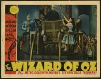 125 WIZARD OF OZ ('39) LC