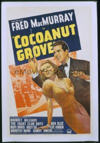 COCOANUT GROVE 1sheet