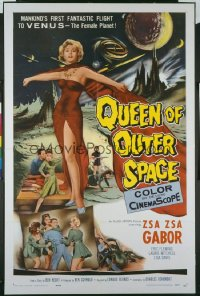 QUEEN OF OUTER SPACE 1sheet