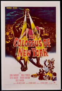 152 COLOSSUS OF NEW YORK 1sheet