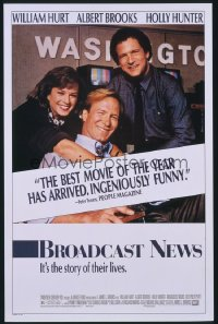 BROADCAST NEWS 1sheet