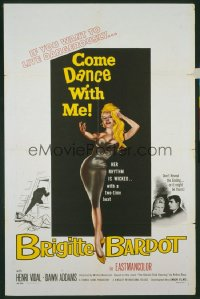 COME DANCE WITH ME 1sheet