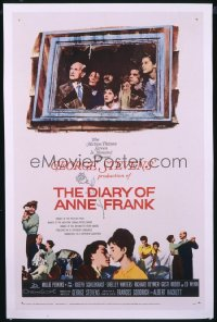 DIARY OF ANNE FRANK 1sheet