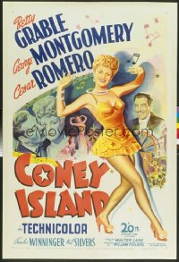 CONEY ISLAND 1sheet