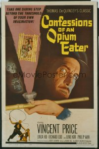 CONFESSIONS OF AN OPIUM EATER 1sheet