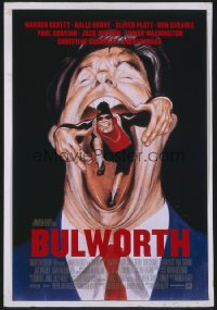 BULWORTH 1sheet