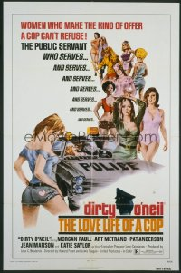 DIRTY O'NEIL 1sheet