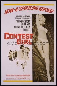 CONTEST GIRL 1sheet
