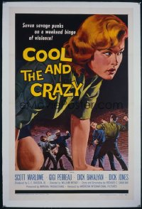 COOL & THE CRAZY 1sheet