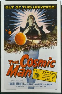 COSMIC MAN 1sheet