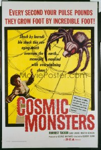COSMIC MONSTERS 1sheet
