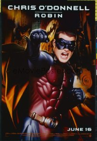 BATMAN FOREVER 1sheet
