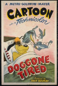 DOGGONE TIRED 1sheet