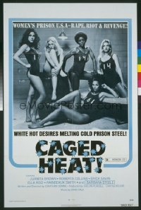 CAGED HEAT 1sheet