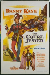 COURT JESTER 1sheet