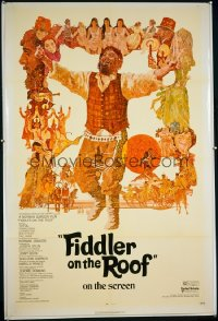 FIDDLER ON THE ROOF 1sheet