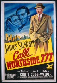 CALL NORTHSIDE 777 1sheet
