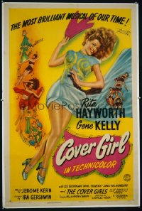 COVER GIRL ('44) 1sheet