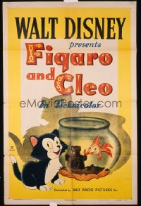 FIGARO & CLEO 1sheet