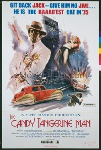 CANDY TANGERINE MAN 1sheet