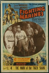 022 FIGHTING MARINES CH4 1sheet
