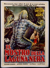 CREATURE FROM THE BLACK LAGOON Italian